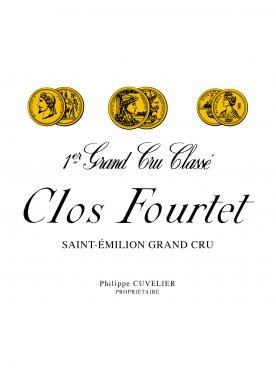 Clos Fourtet  2016 6 바틀 오리지널 나무 케이스 (6x75cl)