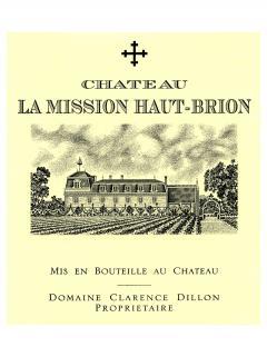 샤토 라 미시옹 오-브리옹 1976 바틀 (75cl)