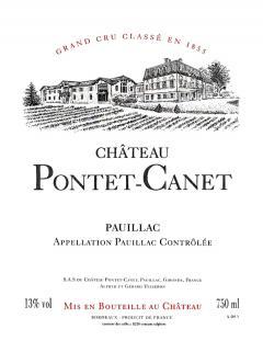 샤토 퐁테-카네 2009 바틀 (75cl)