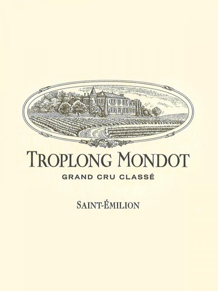 샤토 트롤롱 몽도 1989 6 바틀 오리지널 나무 케이스 (6x75cl)