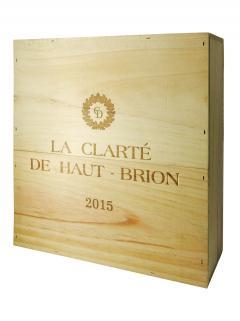 라 클라르테 드 오 브리옹  2015 3 매그넘 오리지널 나무 케이스 (3x150cl)