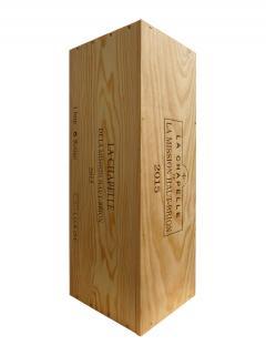 라 샤펠 드 라 미시옹 오-브리옹 2015 1 임페리얼 오리지널 나무 케이스 (1x600cl)
