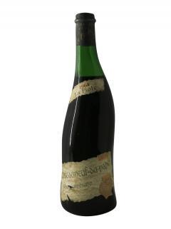 샤토뇌프-뒤-파프 페르 앙젤름  라 피욜  1964 바틀 (75cl)