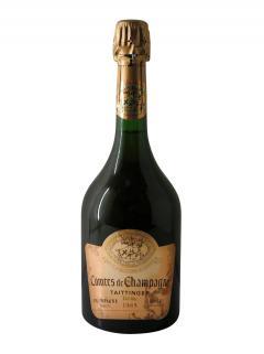 샴페인 테탱제 콩트 드 샹파뉴 로제  브뤼  1985 바틀 (75cl)