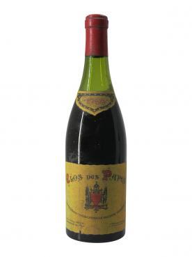 샤토뇌프-뒤-파프 클로 데 파프  1959 바틀 (75cl)