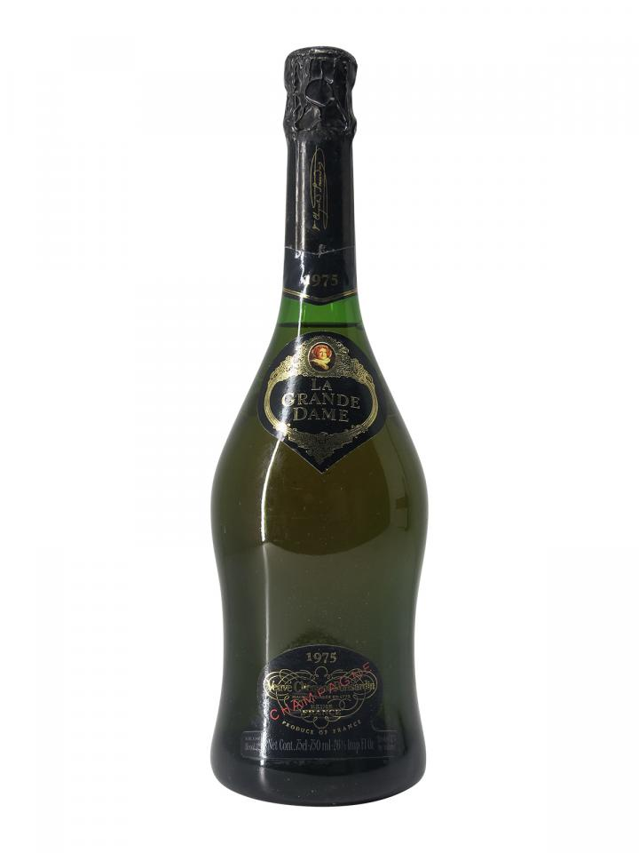 샴페인 뵈브 클리코 퐁사르댕  라 그랑드 담  브뤼  1975 바틀 (75cl)