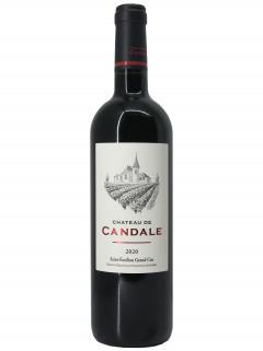 Chateau de Candale 2020 바틀 (75cl)