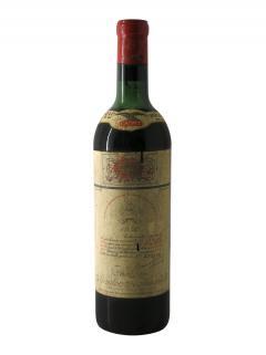 샤토 무통 로트칠드 1956 바틀 (75cl)
